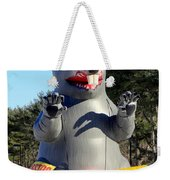 Asbestos Kills Weekender Tote Bag