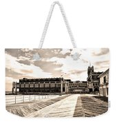 Asbury Park Boardwalk And Convention Center Weekender Tote Bag
