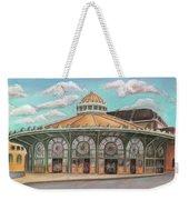 Asbury Park Carousel House Weekender Tote Bag