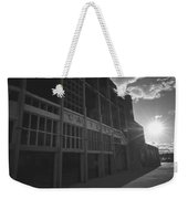 Asbury Park Nj Casino Black And White Weekender Tote Bag