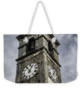 Ascona Clock Tower Weekender Tote Bag