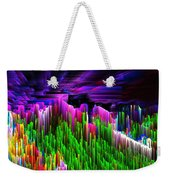 Asgard Roof Of The World Weekender Tote Bag