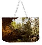 Ash Cave 2 Weekender Tote Bag