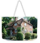 Ashers Farmhouse Five Bells Lane Nether Wallop Weekender Tote Bag