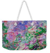 Ashes In The Wind Weekender Tote Bag