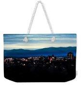 Asheville Skyline Weekender Tote Bag