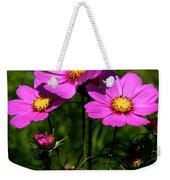 Asheville Wildflowers Weekender Tote Bag