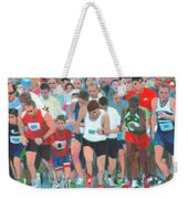 Ashland Half Marathon Weekender Tote Bag