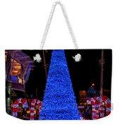 Asian Christmas Display Weekender Tote Bag