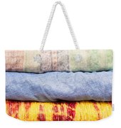 Asian Cloths Weekender Tote Bag