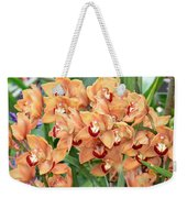 Asian Corsage Orchid Weekender Tote Bag