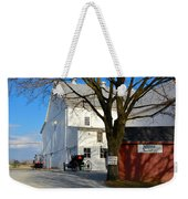 Ask For Eggs At House. Weekender Tote Bag