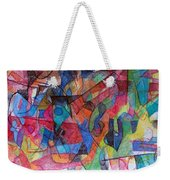 Asking Another To Understand 1 Weekender Tote Bag