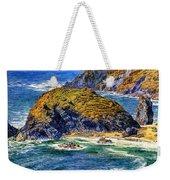 Aspargus Island Weekender Tote Bag