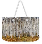 Aspen And Ferns Weekender Tote Bag