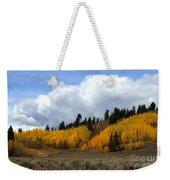 Aspen Hillside Weekender Tote Bag