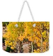 Aspen Meadows II Weekender Tote Bag