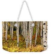 Aspen Panoramic Weekender Tote Bag
