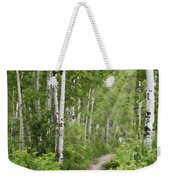Aspen Path Weekender Tote Bag
