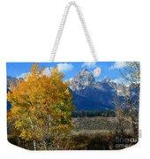 Aspen Peaks Weekender Tote Bag
