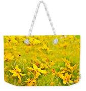 Aspen Sunflower Weekender Tote Bag
