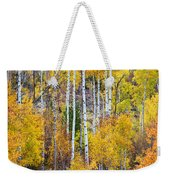 Aspen Tree Magic Weekender Tote Bag