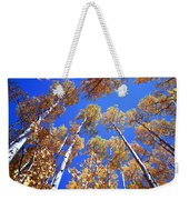 Aspen Tree Tops Weekender Tote Bag