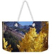 Aspen Viewing Weekender Tote Bag