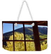 Aspen Window 2 Weekender Tote Bag