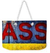 ASS Weekender Tote Bag