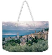 Assisi  Weekender Tote Bag