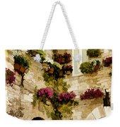 Assisi Courtyard Weekender Tote Bag