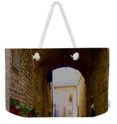 Assisi Walkway Weekender Tote Bag