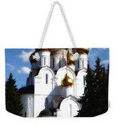Assumption Cathedral Yaroslavl Russia Weekender Tote Bag