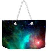 Asteroid Zips By Orion Nebula Weekender Tote Bag