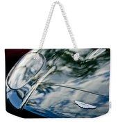 Aston Martin Hood Emblem 4 Weekender Tote Bag