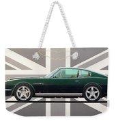 Aston Martin V8 Vantage Weekender Tote Bag