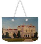 Astors Beechwood Mansion Weekender Tote Bag