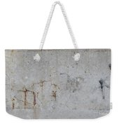 Astract Concrete 1 Weekender Tote Bag