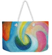 Astral Projection Weekender Tote Bag
