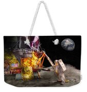 Astronaut - One Small Step Weekender Tote Bag