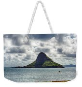 At Mokoli'i's Summit Weekender Tote Bag
