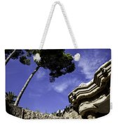 At Parc Guell In Barcelona - Spain Weekender Tote Bag