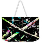 At Rainbow's End Weekender Tote Bag