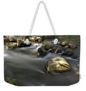 At The Banias River 2 Weekender Tote Bag