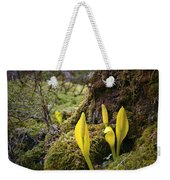 At The Bottom Of The Forest Weekender Tote Bag