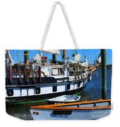 At The Docks Weekender Tote Bag