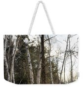 At The Edge Of The Wetland Weekender Tote Bag