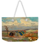 At The Front Weekender Tote Bag