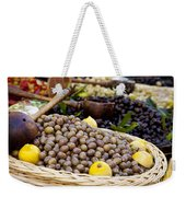 At The Market Weekender Tote Bag
